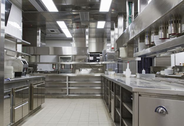 Commercial Kitchen & Laundry Equipments